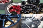 ★新品の輝き 塗装サービス★BBS LM RS RAYS レイズ ENKEI TE37 カールソン メッシュ 100 クラウン BMW レクサス プリウス ベンツ アウディ