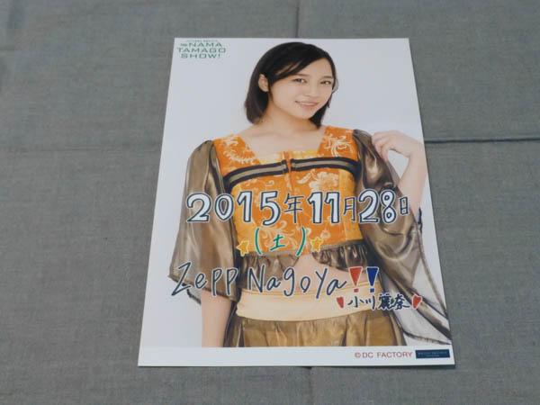 こぶしファクトリー 小川麗奈 A5ワイド 生写真 「ハロプロ研修生 発表会 2015/11/28」