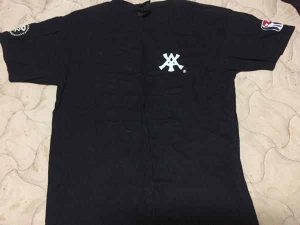 PUFFY Rolling Debut Revue パフィー アメリカツアー Tシャツ 未使用品 サイズM ライブグッズの画像
