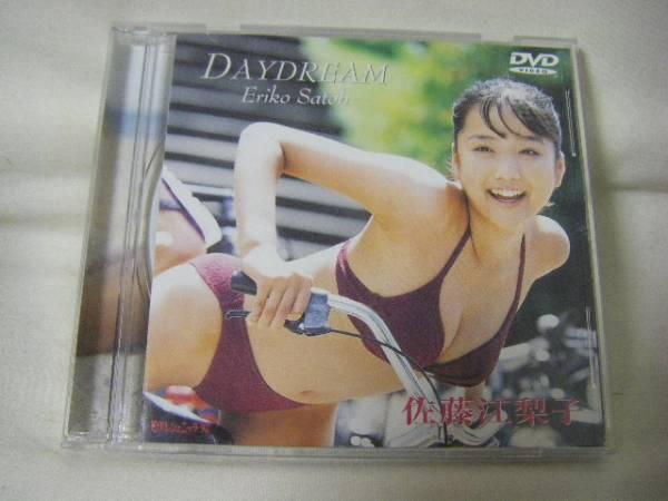 DVD 佐藤江梨子 DAYDREAM グッズの画像