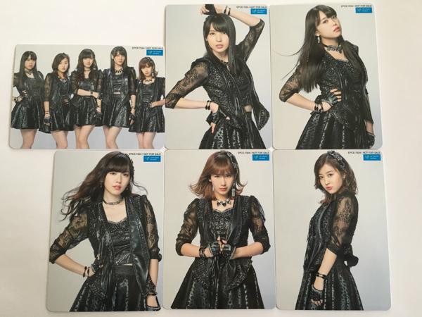 ℃-ute トレーディングカード トレカ To Tomorrow/ファイナルスコール/The Curtain Rises 18種コンプ ライブグッズの画像