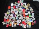 昭和レトロ アンティークマッチ箱 約100個旧家より 全日空