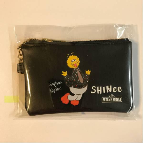 SHINee ジョンヒョン カードサイズポーチ ライブグッズの画像