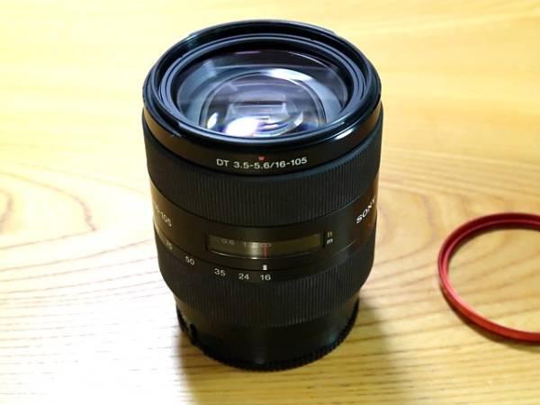 ★ソニー Sony標準ズームレンズ DT 16-105mm F3.5-5.6 SAL16105 美品!
