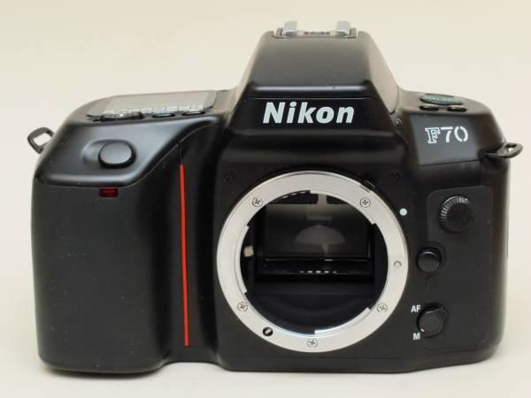 Nikon ニコン F70D PANORAMA ブラック 中古品