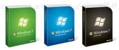 windows7 SP1 32Bit Stater Home Basic Home Premium Professional Ultimate  ダウンロード版