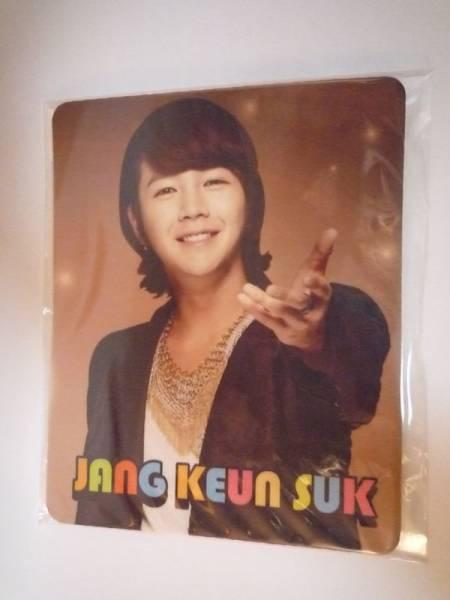 Jang Suk Korean idol mouse pad, clear case, etc. 11