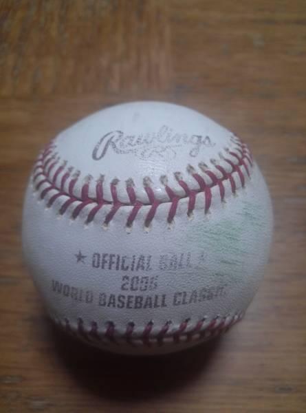 硬式野球ボール WORLD BASEBALL CLASSIC OFFICIAL BALL ワールドベースボールクラシック(25)