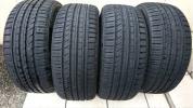 【美品】タイヤ四本セット215/40/18 サフィーロ SF5000 新品から約60キロ 走行