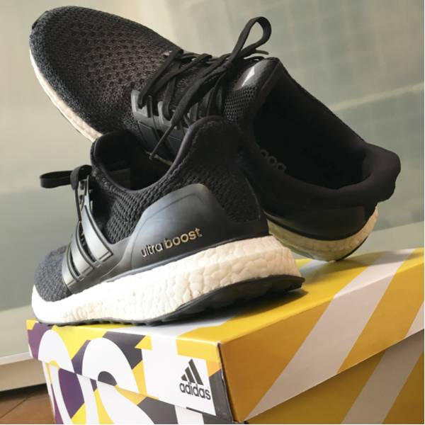 adidas / ultra boost - CORE BLACK - 29.0cm ウルトラブースト コンソーシアム CL ピュアブースト SNS KITH ZG レイニングチャンプ Y-3_画像2