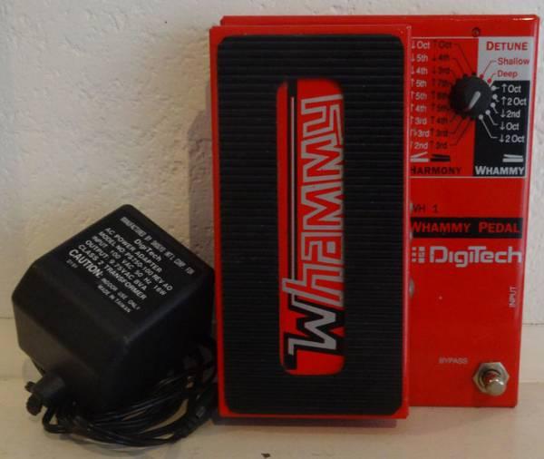 DigiTech Whammy WH-1 初代ワーミー 1990年代