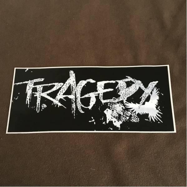 TRAGEDY ステッカー /GAUZE GISM