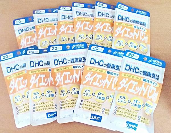 激安!! DHC ダイエットパワー 20日分×11袋セット サプリメント