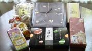 ■辻利さんの 京茶ラスク詰合せ■フィナンシェ■焼菓子■黒豆お
