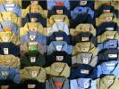 USA古着卸 長袖 ワークシャツ30枚 セット 無地 作業着 スタッフシャツ 洗濯済み ディッキーズ アメリカ輸入 シンプル まとめ売り 卸売 黒