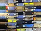 USA古着卸 長袖 ワークシャツ XL20枚 セット ワッペン付 作業着 スタッフシャツ 洗濯済み ディッキーズ アメリカ輸入 まとめ売り 卸売