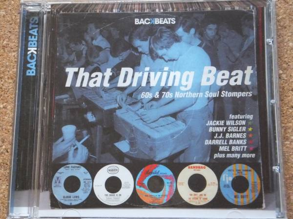 代購代標第一品牌- 樂淘letao - THAT DRIVING BEAT 60S&70S