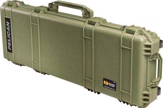 特価 PELICAN 1720 OD ライフルケース 米軍採用 ペリカン 防水_画像1