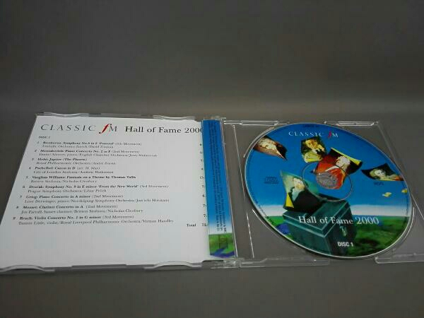 【輸入盤】(オムニバス) CLASSIC FM Hall of Fame 2000(CD3枚組)_画像4