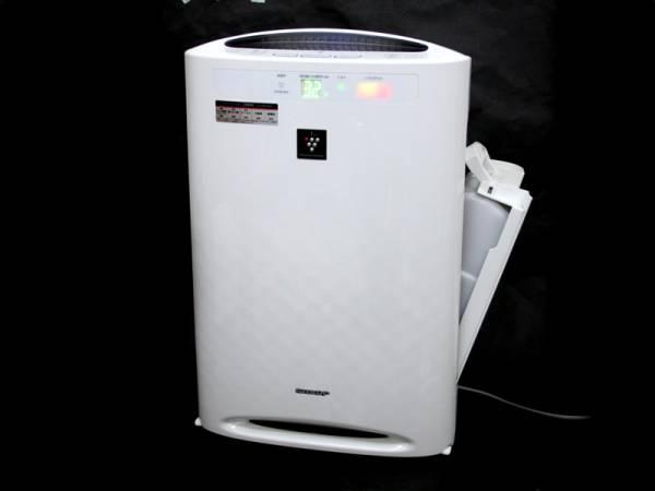 超美品◆31畳対応プラズマクラスター 搭載で空気を浄化 花粉症もウイルスも撃退PM2.5も撃退シャープ加湿空気清浄機 禁煙環境ヤニ無し
