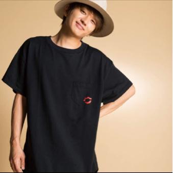 Nissy × glamb コラボシャツ 西島隆弘 AAA ライブグッズの画像