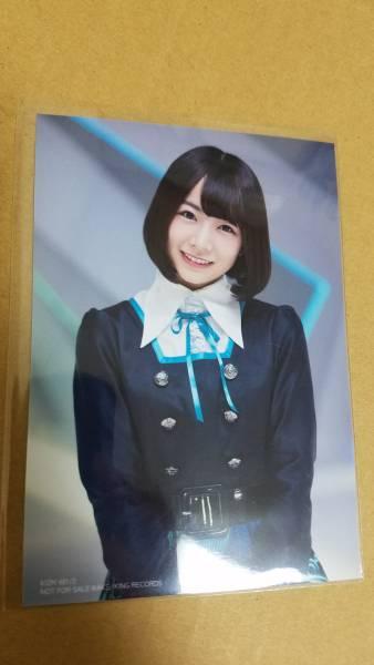 AKB48 乃木坂46 北野日奈子 シュートサイン 通常盤 生写真 美品 ライブ・総選挙グッズの画像