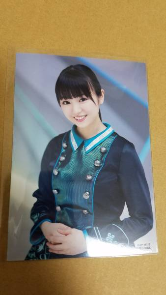 AKB48 欅坂46 今泉佑唯 シュートサイン 通常盤 生写真 美品 ライブ・総選挙グッズの画像
