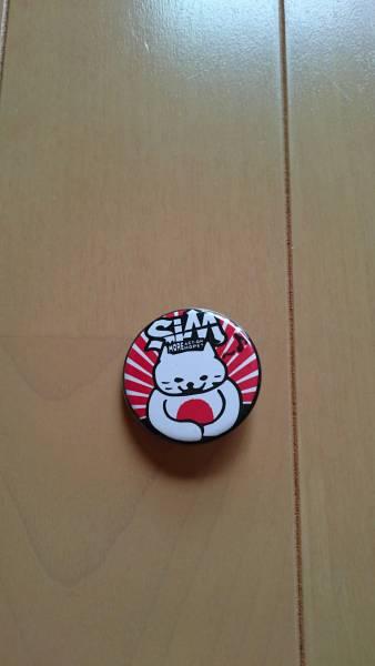 SiM MAHさん ネコ にゃんこ 缶バッチ 新品未使用品 マーニャンコ coldrain HEY-SMITH レア