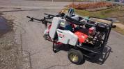 KIORITZ 共立 動噴 噴霧器 自走式 VSC361 AHP360