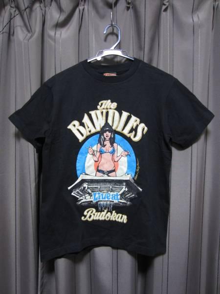THE BAWDIES 2011 武道館 Tシャツ M ロッキンジェリービーン EROSTiKA