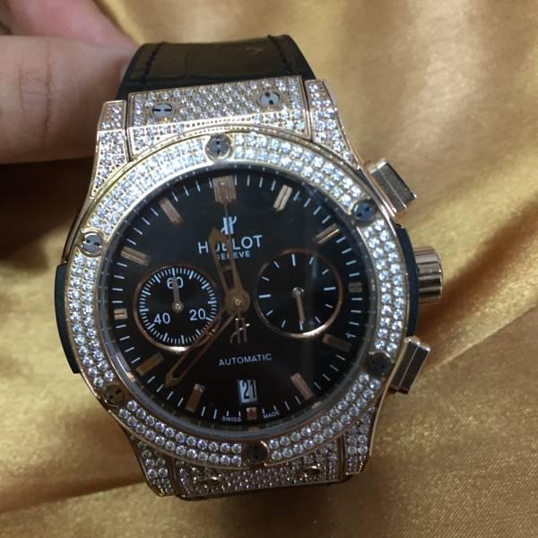 ウブロビッグバン 付属品完備 腕時計 メンズ HUBLOT ノベルティ