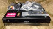 東芝RD-XD72 地デジBSCS 400GB ダブルチューナーでW録画 HDMI/D/S端子有 カートリッジRAM対応 DVD-R/RW/RAMマルチ TOSHIBA 新品リモコン付