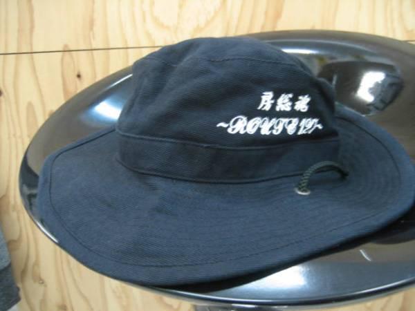 氣志團の房総魂127のCA4LAのカシラのハット帽子