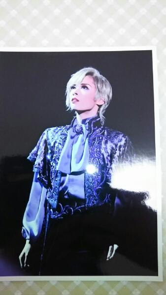 宝塚 花組 【 明日海りお 54 舞台2L写真 】