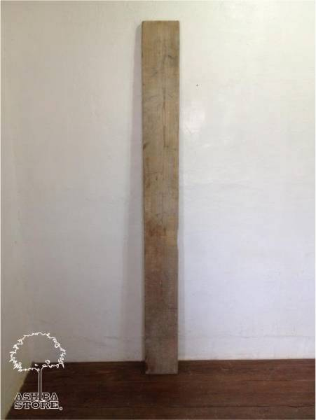 数量限定 大人気 厚みが薄いモデル(厚み:1.5cm)1.9m/1枚 古材 中古 足場板 アンティーク 杉足場板 リフォーム リノベーション A-15_画像3