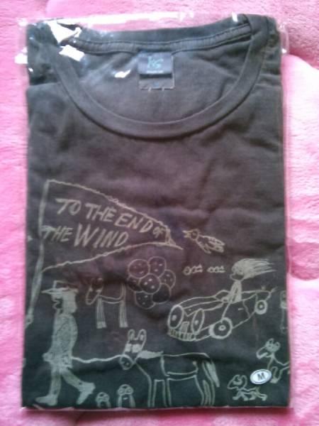 送料無料!斉藤和義ツアーTシャツMサイズ新品未使用! ライブグッズの画像