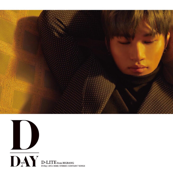 D-LITE☆ミニアルバム D-DAY☆イベント限定盤 ジャケット写真A CDのみ☆