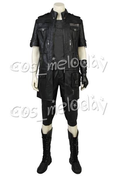 シリーズ ファイナルファンタジーXV コスプレ衣装+ブーツ グッズの画像