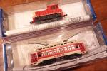 Bachmann バックマン / Nゲージ Main Street Brill Trolley 61090 Diesel Locomotive 60090 まとめて2点set