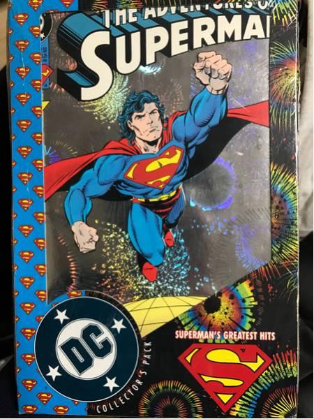 アメコミ スーパーマン DCコミック グッズの画像