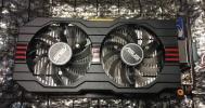 ASUS GTX750TI-OC-2GD5 GPU グラフィックカード NVIDIA GeForce