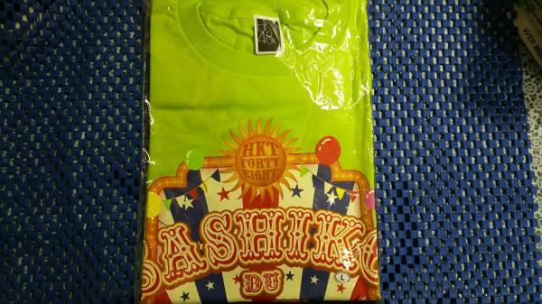HKT48 サシコドソレイユ 福岡 Tシャツ Lサイズ ライブグッズの画像