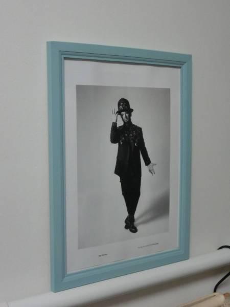 ボーイジョージ カルチャークラブ アートフレーム2個セット Dior 検)CD ポスター