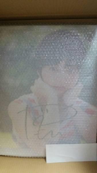 【新品/即決送料無料】私立恵比寿中学BLTサイン入りパネル 安本彩花 ライブグッズの画像