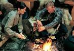 ムーリッカ レースク+携帯用バッグ 新品 (検索) グリドル 鉄 フライパン ブッシュクラフト 焚き火 カヌー
