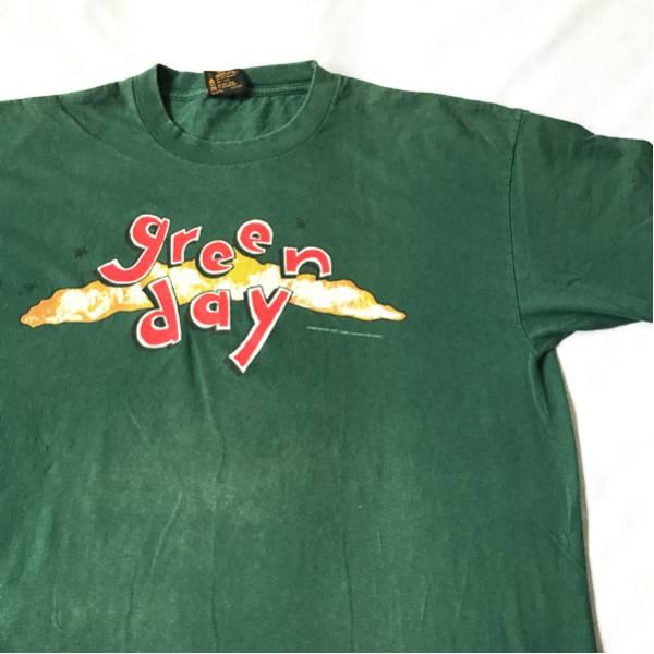 94年 GREEN DAY Tシャツ ビンテージ 90s 80s NIRVANA BLACK FLAG RAGE against THE machine NOFX SONIC YOUTH dinosaur jr iggy pop TAD L7