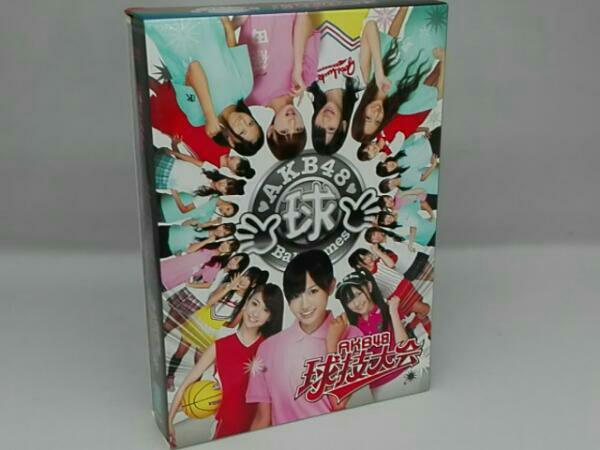 週刊AKB DVDスペシャル版 AKB48 球技大会スペシャルBOX ライブ・総選挙グッズの画像