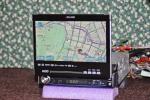 2012年秋版地図・取扱説明書付★イクリプス インダッシュHDDナビ AVN075HD ★難あり・売切り