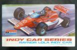 @中古絶版模型堂 モノグラム 1/24 RAYNOR LORA INDY CAR インディカーシリーズ レイナー ローラ MONOGRAM