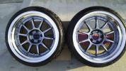 SSR Professor SP3 10J +3 2本 タイヤほぼ未使用 売り切り!